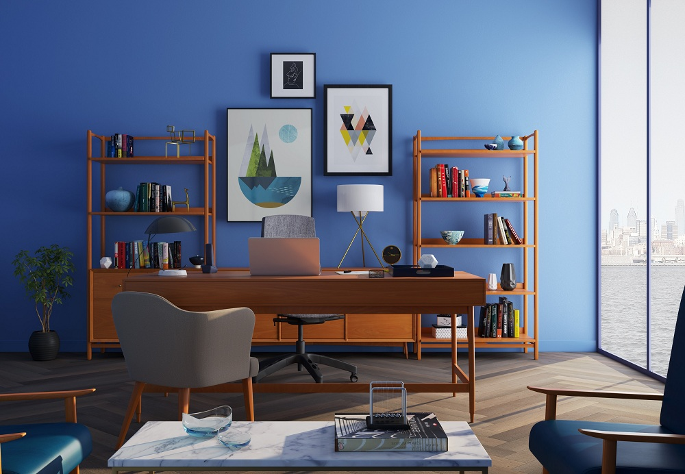 Designing a Home Office that Promotes Work-Life Balance