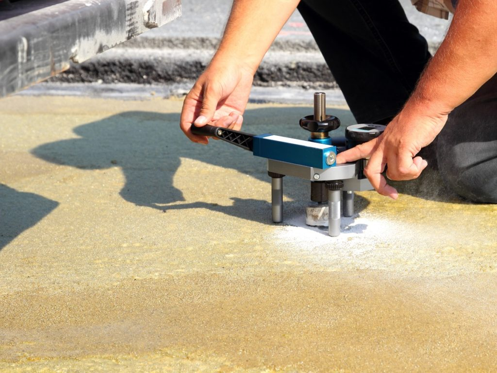 waterproofing the house foundation